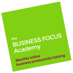 online business productivity training